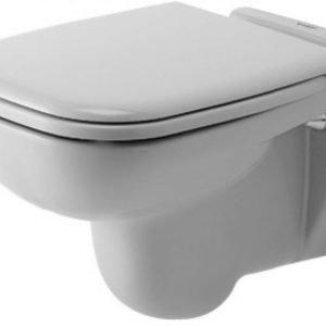 Seinä-WC Duravit ilman kantta D-Code 355x540 mm