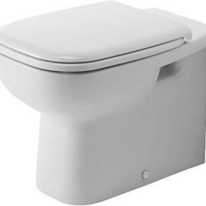 Seinä-WC Duravit ilman kantta D-Code 355x560 mm
