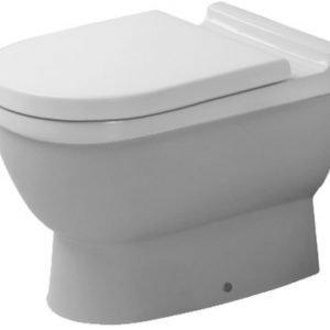 Seinä-WC Duravit ilman kantta Starck 3 370x560 mm