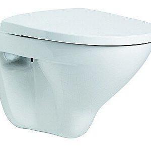 Seinä-WC IDO Seven D 77115 valkoinen pehmeä kansi