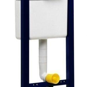 Seinä-WC asennusteline Gustavsberg Triomont XS 6 L tai 3/6 L huuhtelu