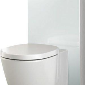 Seinä-WC-moduuli Monolith BTW-lattiaistuimelle valkoinen H101