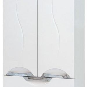 Seinäkaappi Aquarodos Gloria valkoinen 501x266x830mm