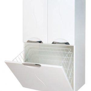 Seinäkaappi Aquarodos Gloria valkoinen 601x390x1050mm