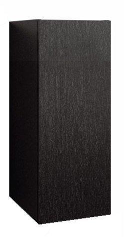 Seinäkaappi Forma 70x30x15 cm musta tammi