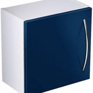 Seinäkaappi Gustavsberg Logic 1820 Moody Blue 300x300x160 mm