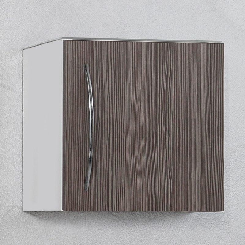 Seinäkaappi Picard by Finnmirror 40 400x404x295 mm valkoinen/ruskea