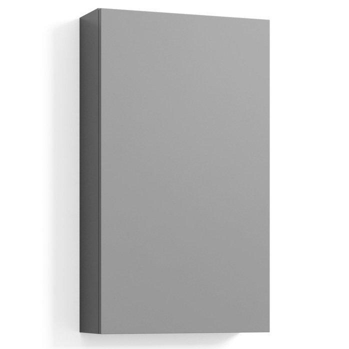 Seinäkaappi Svedbergs Forma/Stil 70x40x15 cm harmaa