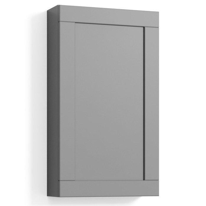 Seinäkaappi Svedbergs Stil 40x70 cm harmaa kehys
