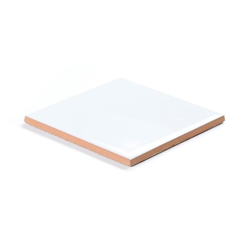 Seinälaatta 10x10 Valkoinen