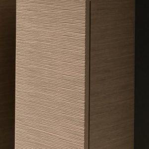 Sivukaappi Villeroy & Boch Memento C782 260x810x270 mm sarana oikealla Bright Oak
