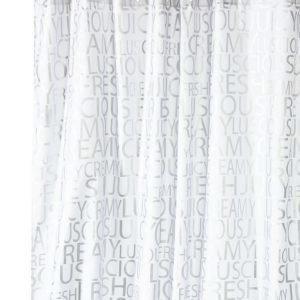 Spirella Creamy Suihkuverho 180 x 200 cm