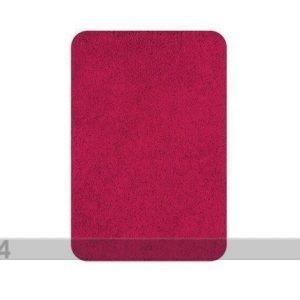 Spirella Matto Spirella Highland Punainen 60x90 Cm