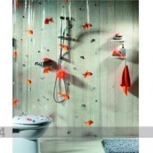 Spirella Suihkuverho Goldfish