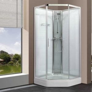 Suihkukaappi Bathlife Ideal Elegant 900 x 900 mm