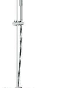 Suihkukokonaisuus Grohe Rainshower System 400 kromi termostaatti + sadesuihku + käsisuihku