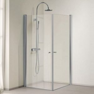 Suihkukulma Bathlife Ideal suora 800 x 800 mm
