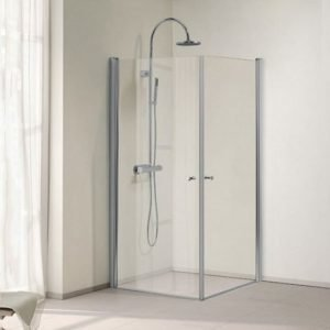 Suihkukulma Bathlife Ideal suora 900 x 900 mm