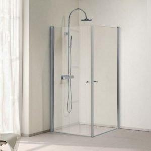 Suihkukulma Bathlife Ideal suora 900 x 900 mm
