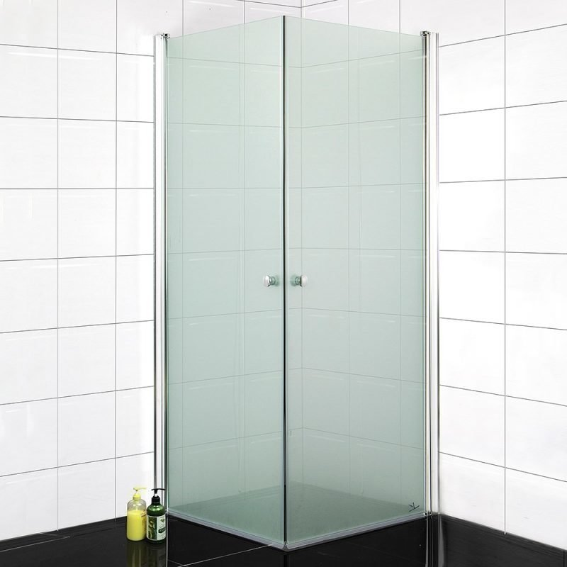 Suihkunurkka Bathlife 900 900x900 mm kulmikas himmeä