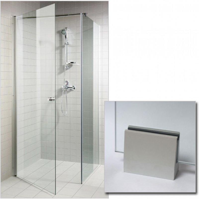 Suihkunurkka GlassHouse 80x80x200 cm kirkas lasi