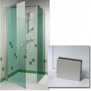Suihkunurkka GlassHouse 90x90x200 cm vihreä lasi