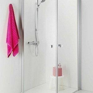 Suihkunurkka IDO Showerama 8-02 1000x1000 mm lasi huurre
