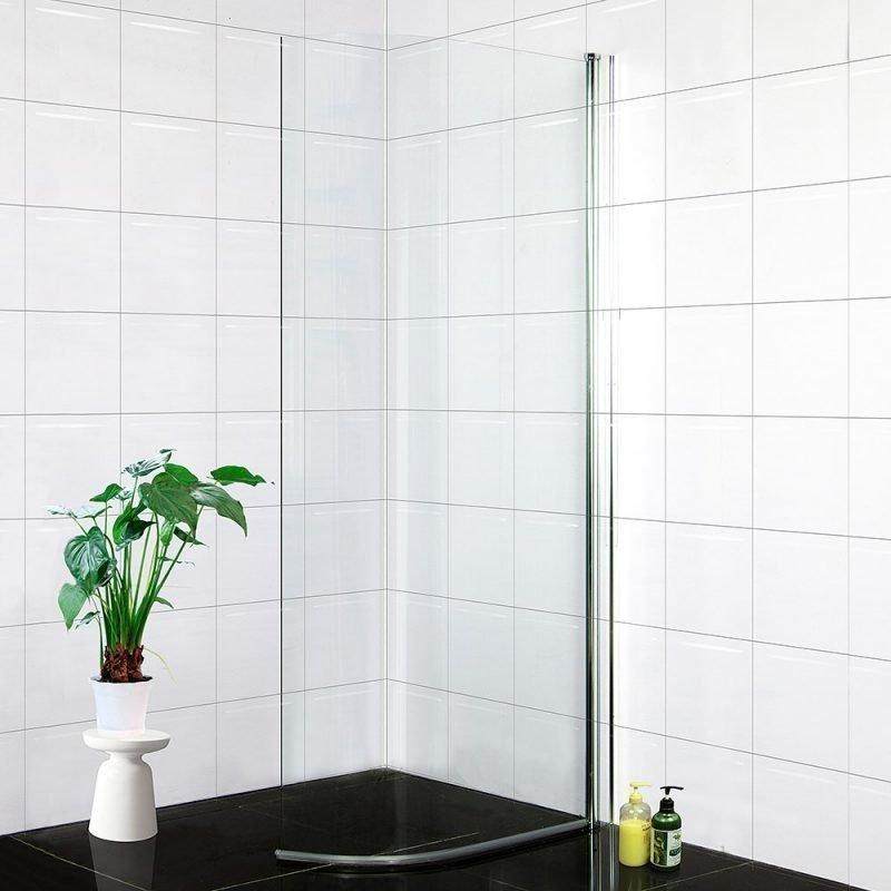 Suihkuovi Bathlife Vidde 880x1900 mm oikea