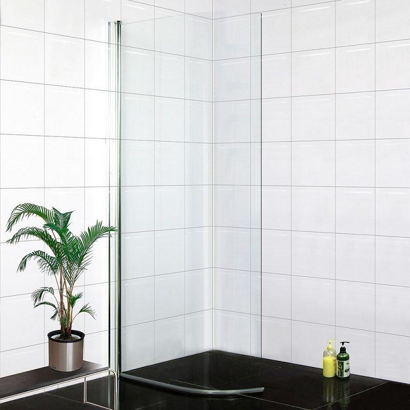 Suihkuovi Bathlife Vidde 880x1900 mm vasen