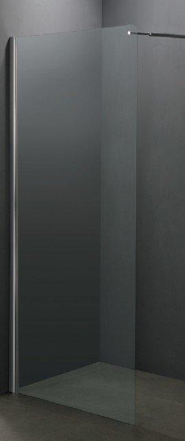 Suihkuseinä 60x200cm kirkas lasi 6mm Timburg