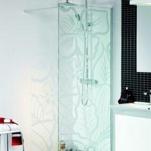 Suihkuseinä Hafa Cristal DV Blossom 900