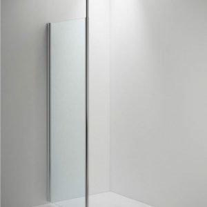 Suihkuseinä Sanka SYNC 30 erikoiskorkea kirkas lasi kiiltävä profiili 400-800 mm