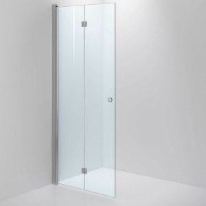 Suihkuseinä Sanka SYNC 32 kirkas lasi kiiltävä profiili 600-900 mm oikea/vasen
