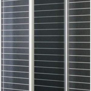 Suihkuseinä Tammiholma kiinteä GWP 600x2250 mm kirkas lasi