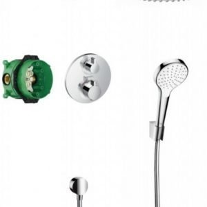 Suihkusetti Croma Select S / Ecostat S piiloasennus (27295000)