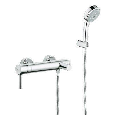 Suihkusetti Grohe Essence 3 suihkuasetusta