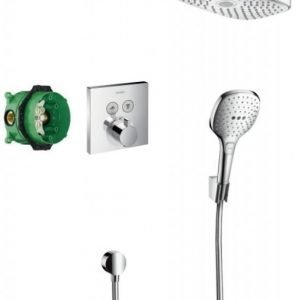 Suihkusetti Raindance Select E / ShowerSelect piiloasennus (27296000)