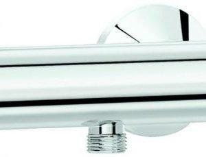 Suihkutermostaatti Damixa 1/2 liitäntä suihkulle kromi