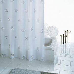Suihkuverho Ridder Univers 180x200 cm tekstiili
