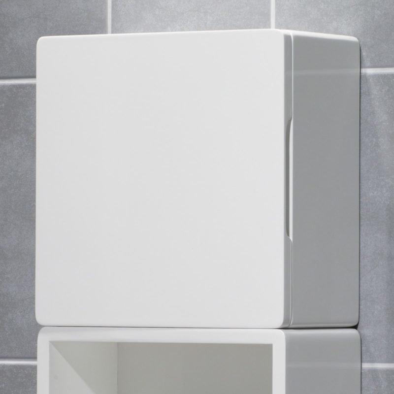 Tarvikekaappi Tammiholma PV-05 30x30 cm valkoinen