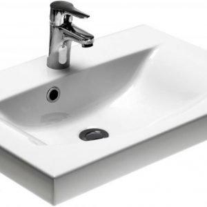 Tasoallas Gustavsberg Logic 5169 620 mm valkoinen