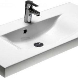 Tasoallas Gustavsberg Logic 5171 920 mm valkoinen