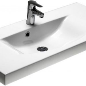 Tasoallas Gustavsberg Logic 5171 CeramicPlus 920 mm valkoinen