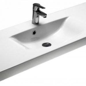 Tasoallas Gustavsberg Logic 5188 1220 mm valkoinen