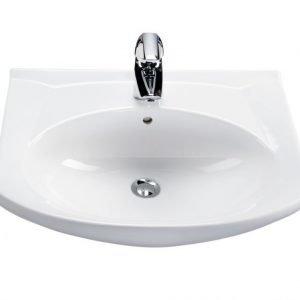 Tasoallas IDO Mosaik 11177 600x385/500x200 mm valkoinen