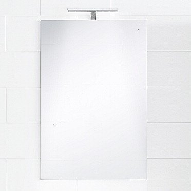 Tasopeili IDO 900x900x20 mm LED-valaisimella