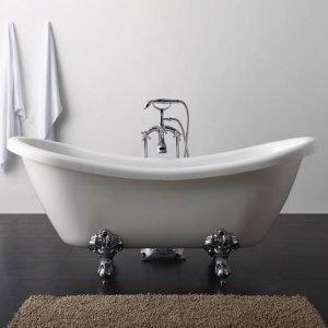 Tassuamme Bathlife Ideal Like 1760 mm valkoinen