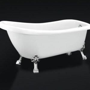 Tassuamme Grana Sylvia 170x73x77 cm saniteettiakryyli valkoinen