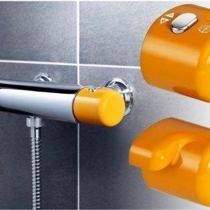 Termostaattihanan vipu Gustavsberg Logic oranssi