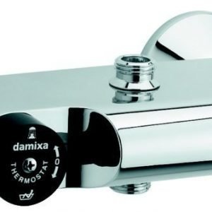 Termostaattisuihku/kylpyhana Damixa liitäntä alas